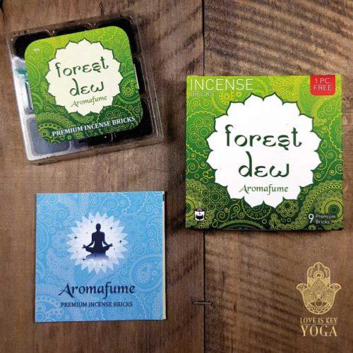 Aromafume Incense Forest Dew