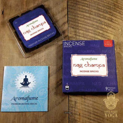 Aromafume Nag Champa Web